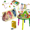 Bead Mazes and Lacing